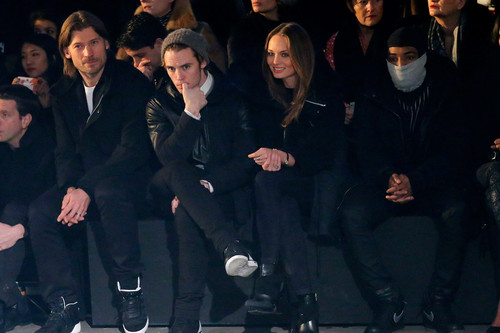 Y-3 AW13 montrer Mercedes-Benz Fashion Week - Front Row