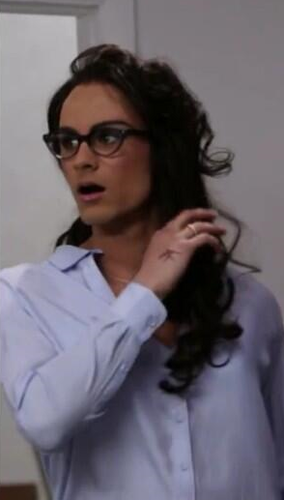 Zayn as Veronica c;  - zayn-malik Photo