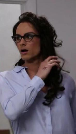 Zayn as Veronica c;
