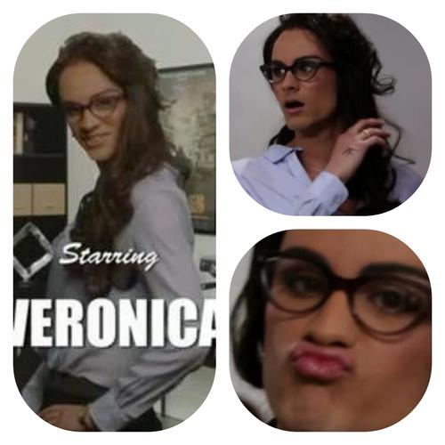 Zayn as Veronica