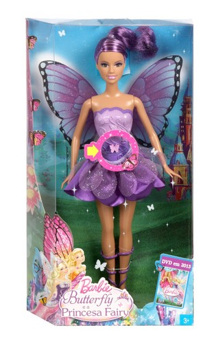 barbie mariposa the fairy princess