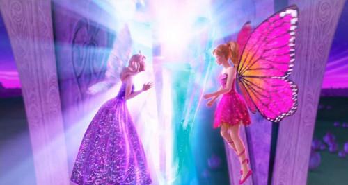 búp bê barbie mariposa the fairy princess