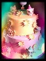 bday cake - littlest-pet-shop fan art