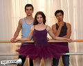 ben, tara & christian - dance-academy wallpaper
