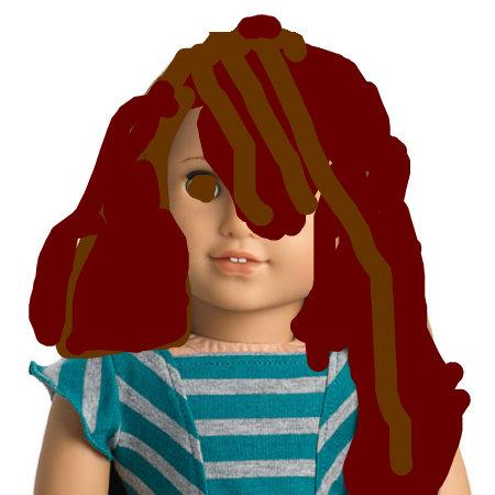 American Girl búp bê hình nền titled blythe ginger lynn