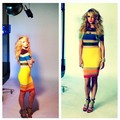 "New BTS look of Candice for ""Nouveau"" magazine [2013] - candice-accola photo"