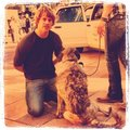 eric christian olsen & monty - ncis-los-angeles photo