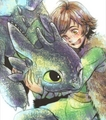 fan art - how-to-train-your-dragon fan art