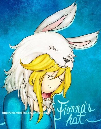 fionna's hat