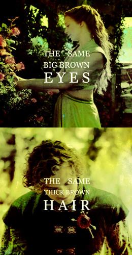 Margaery & Loras Tyrell