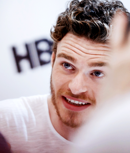 Richard Madden @ Comic Con 2013