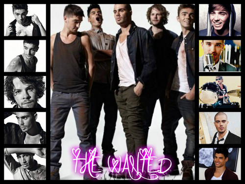 got to प्यार the wanted