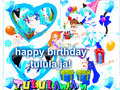happy birthday tulula - mew-mew-power fan art