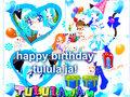 happy birthday tulula - mew-mew-power fan art