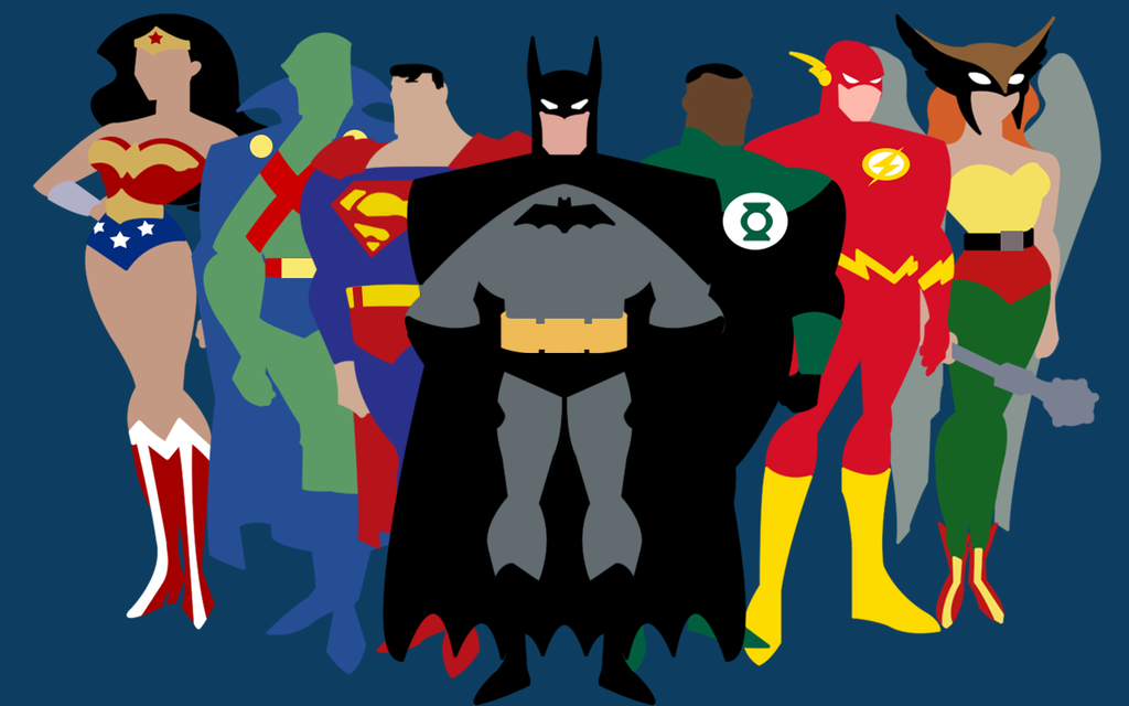 Justice League jla wallpaper