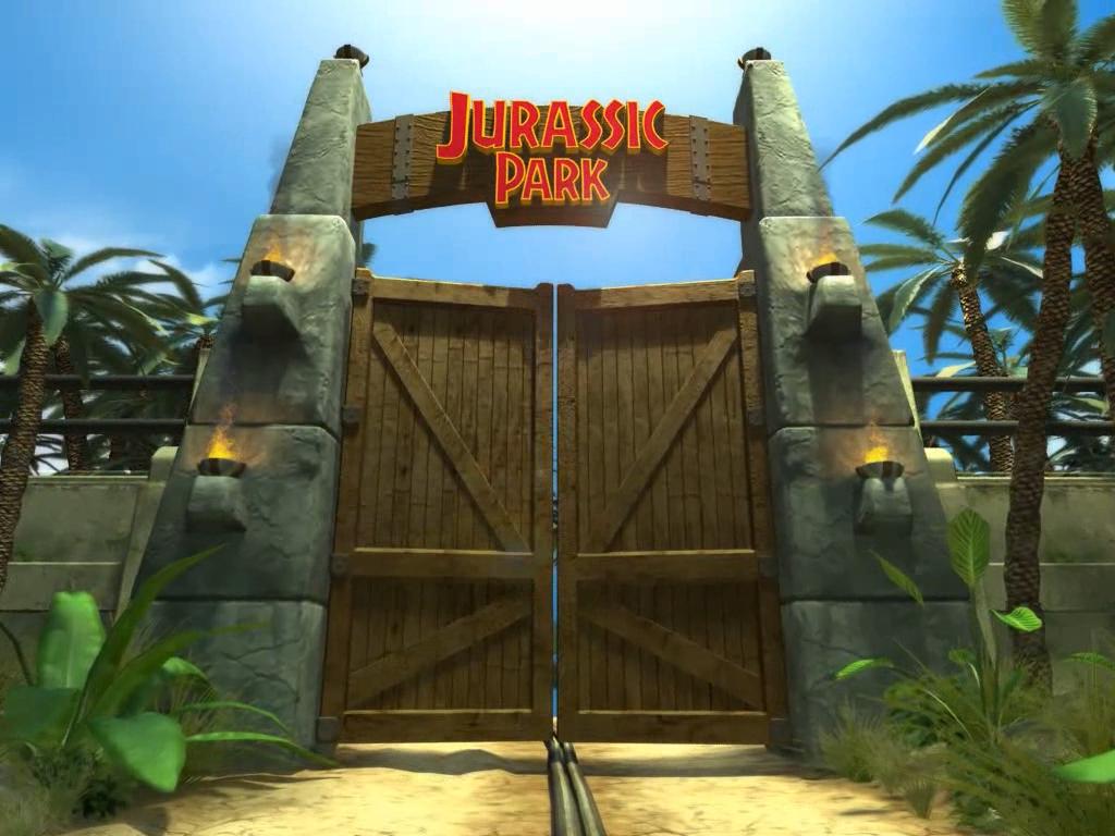 Parque Jurásico