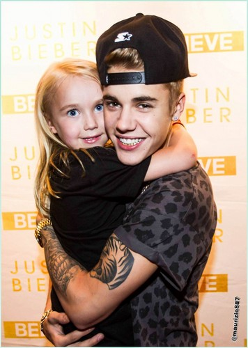 justin bieber Meet & Greet Cleveland (July 13th) 2013