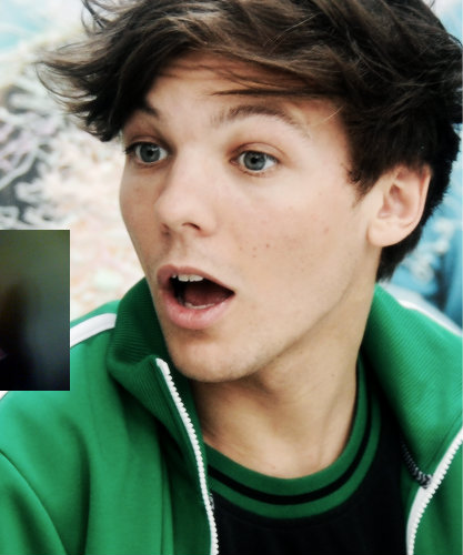 me and louis