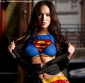 megan fox superman - megan-fox fan art
