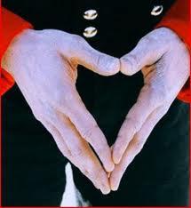 mj's hands