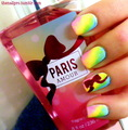Paris - nails-nail-art photo