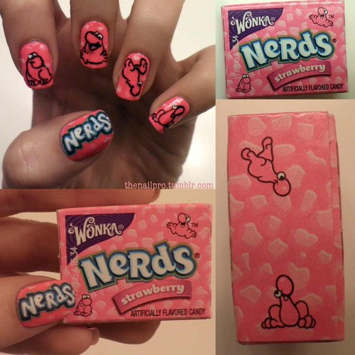 Nails, Nail Art wallpaper possibly containing skin entitled nerds