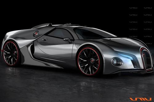 new buggati veyron