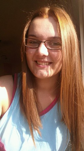 new hair color :)
