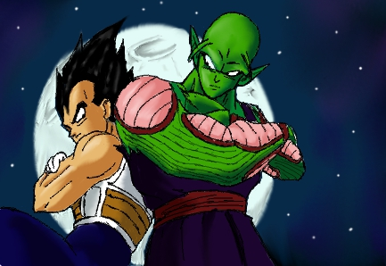 Dragon Ball Z Images Piccolo X Vegeta Wallpaper And Background Photos