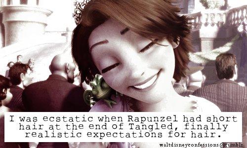 Рапунцель - Запутанная история