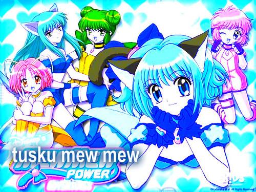 mew power wallpaper anime - photo #17