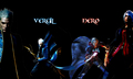 vergil & nero - devil-may-cry-4 photo