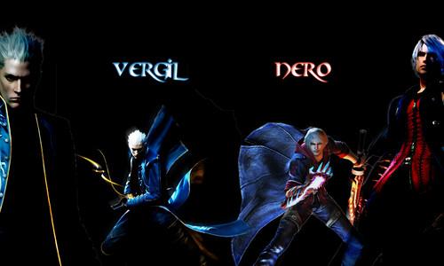 vergil & nero