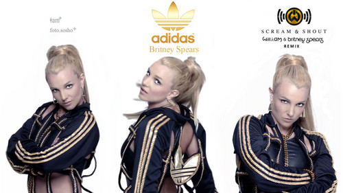 will.i.am Scream & Shout Remix (Feat Britney Spears) kwa Adidas