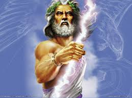 Greek Mythology wallpaper with a portrait entitled zeus