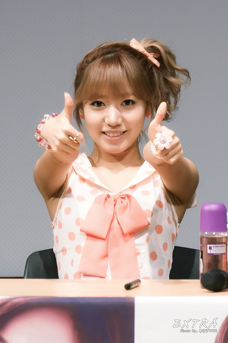130728 Namjoo at Busan Fansigning Event - APink Photo ...