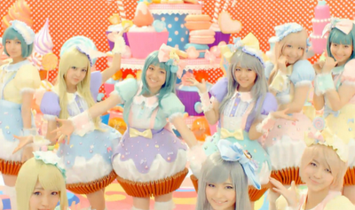 ☆*:.。.AKB48 sugar rush!☆*:.。.