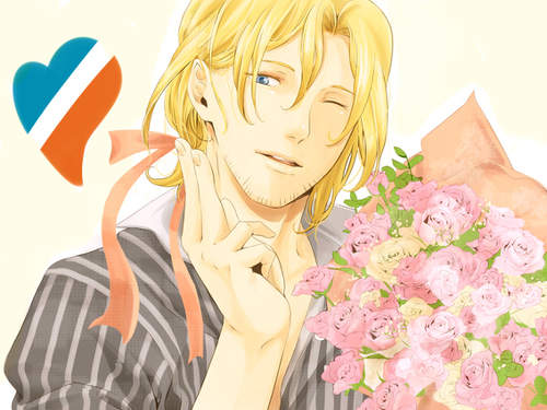 Hetalia wallpaper entitled ~France~