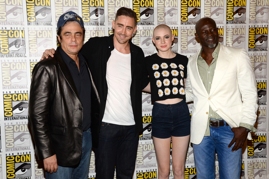 'Guardians of the Galaxy' Cast - Comic-Con International: San Diego 2013