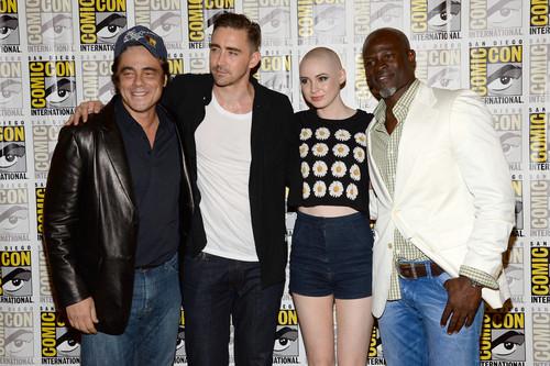 'Guardians of the Galaxy' Cast - Comic-Con International: San Diego 2013
