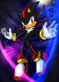 .:He Returns... :. - shadow-the-hedgehog photo