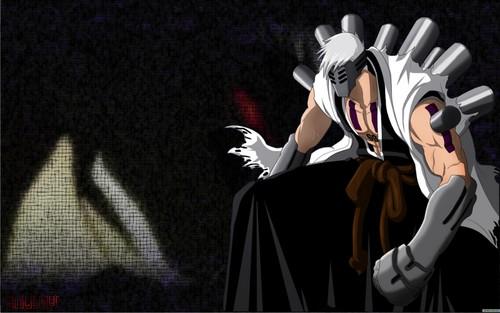 anime ya Bleach karatasi la kupamba ukuta called *Kensei Muguruma *