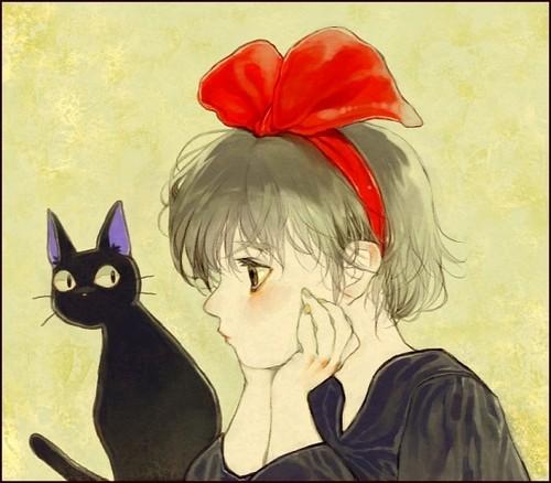 ~Kiki and Jiji~