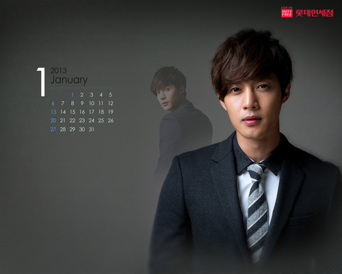 Kim Hyun Joong wallpaper containing a business suit, a suit, and a three piece suit titled ♦ Kim Hyun Joong ♦