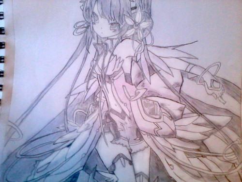 Nasod Queen, Eve