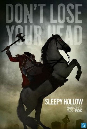 """Sleepy Hollow"" promotional poster"