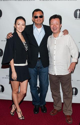 'The Grandmaster' Screening in Beverly Hills