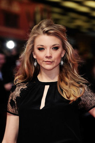 "natalie dormer fondo de pantalla probably with a portrait titled ""The Heat"" Screening in Londres"