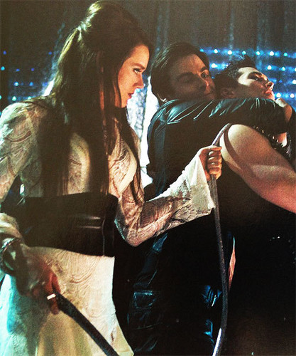 'The Mortal Instruments: City of Bones' Alec and Isabelle still