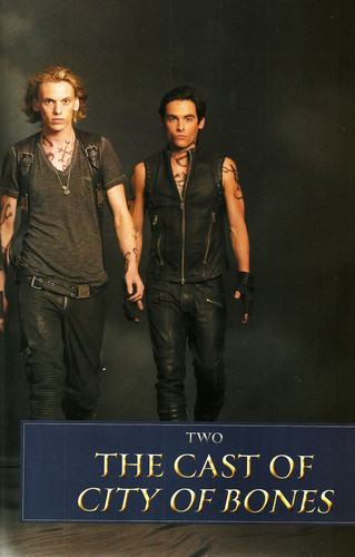 'The Mortal Instruments: City of Bones' Alec and Jace still